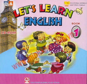 lets learn english 1