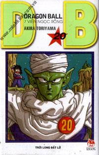 DRAGON BALL 7 VIÊN NGỌC RỒNG - TẬP 20. Tác giả: Akira Toriyama. Người dịch:  Nhóm Yaki Thể loại: Manga ISBN: 8935036698889. Xuất bản: 1/2015