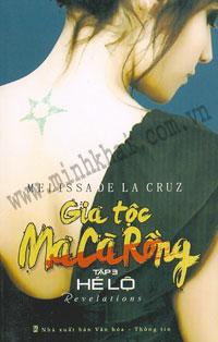 Ảnh Gia tộc Ma cà rồng – Melissa Delacruz